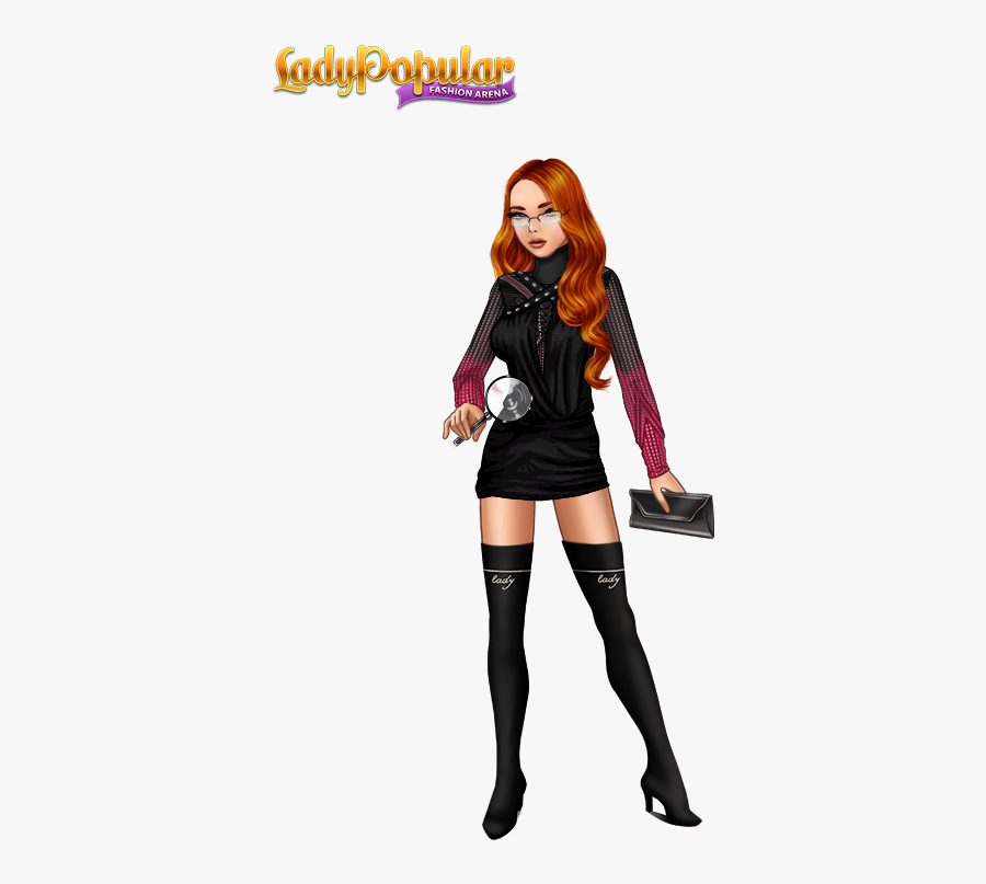 Lara Croft Lady Popular, Transparent Clipart