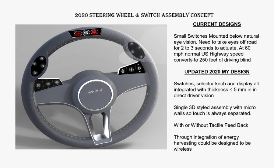Steering Wheel, Transparent Clipart