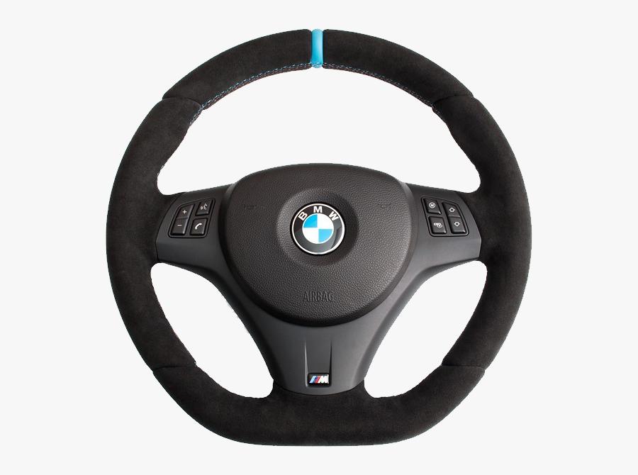 Steering Wheel Bmw Png - Bmw Steering Wheel Png, Transparent Clipart