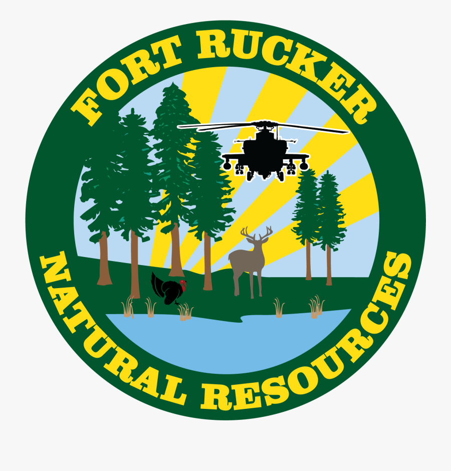 Sustainable Fort Rucker At - Natural Resource Management Logo, Transparent Clipart