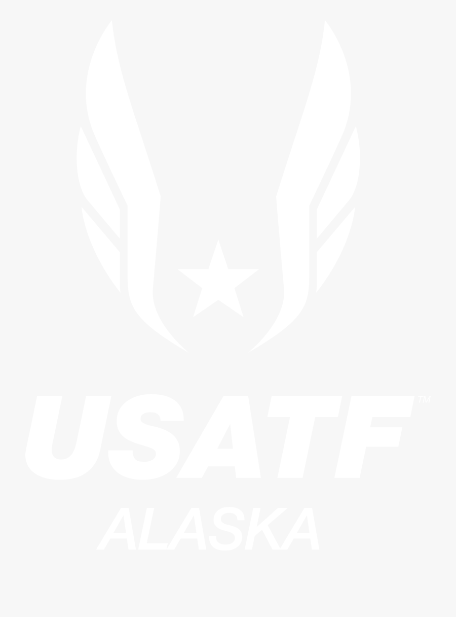 Usatf - Usa Track And Field, Transparent Clipart