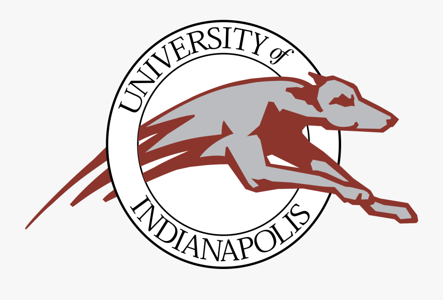 University Of Indianapolis Greyhounds Logo, Transparent Clipart