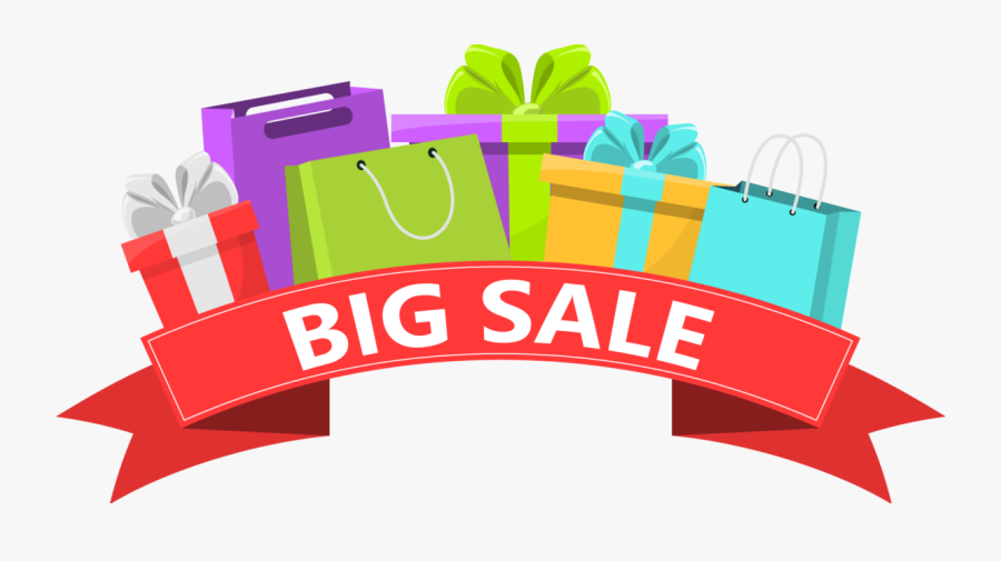 Big Sale Png, Transparent Clipart