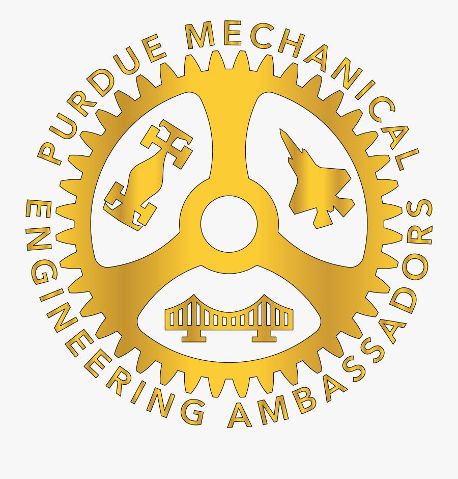 Pmea Logo - Symbol For Mechanical Engineer, Transparent Clipart