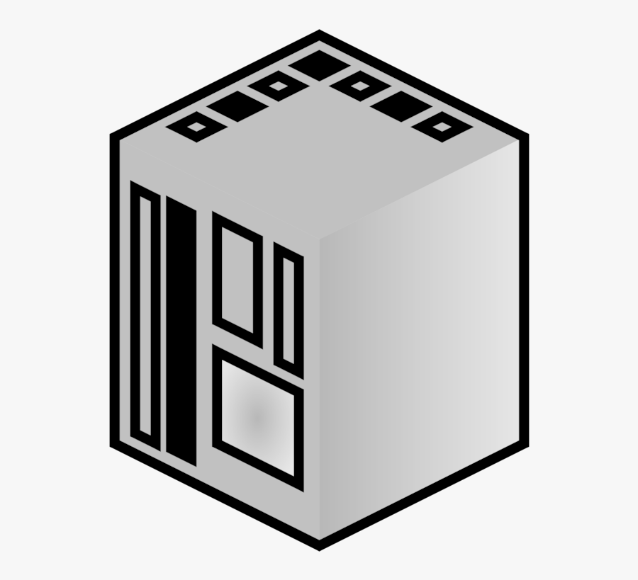 Computer Servers Computer Icons Mainframe Computer - Mainframe Computer Mainframe Icon, Transparent Clipart