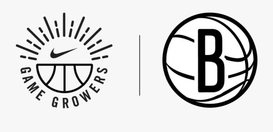 Brooklyn Nets Alternate Logo, Transparent Clipart