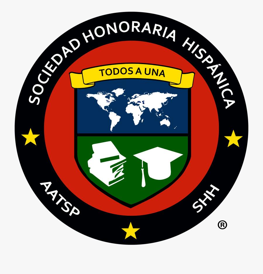 Transparent Shh Png - Sociedad Honoraria Hispanica, Transparent Clipart