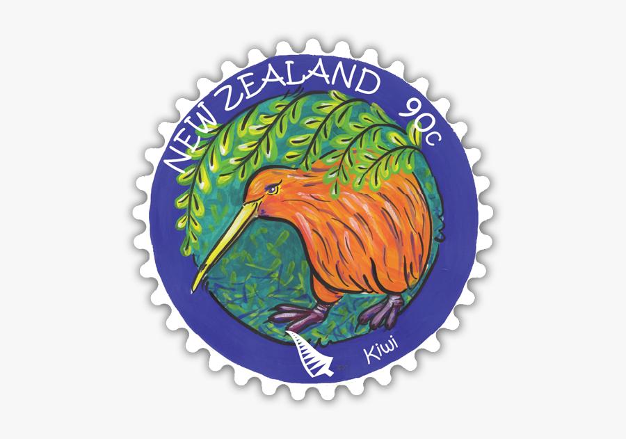New Zealand Native Wildlife Stamps Nz 2007, Transparent Clipart