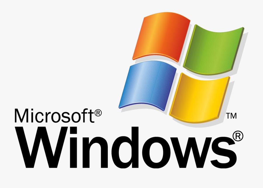 Microsoft Clipart Windows - Logo Of Ms Windows, Transparent Clipart