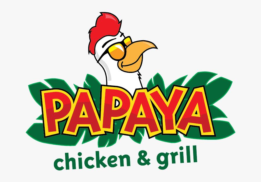 Papaya Chicken Raleigh, Transparent Clipart