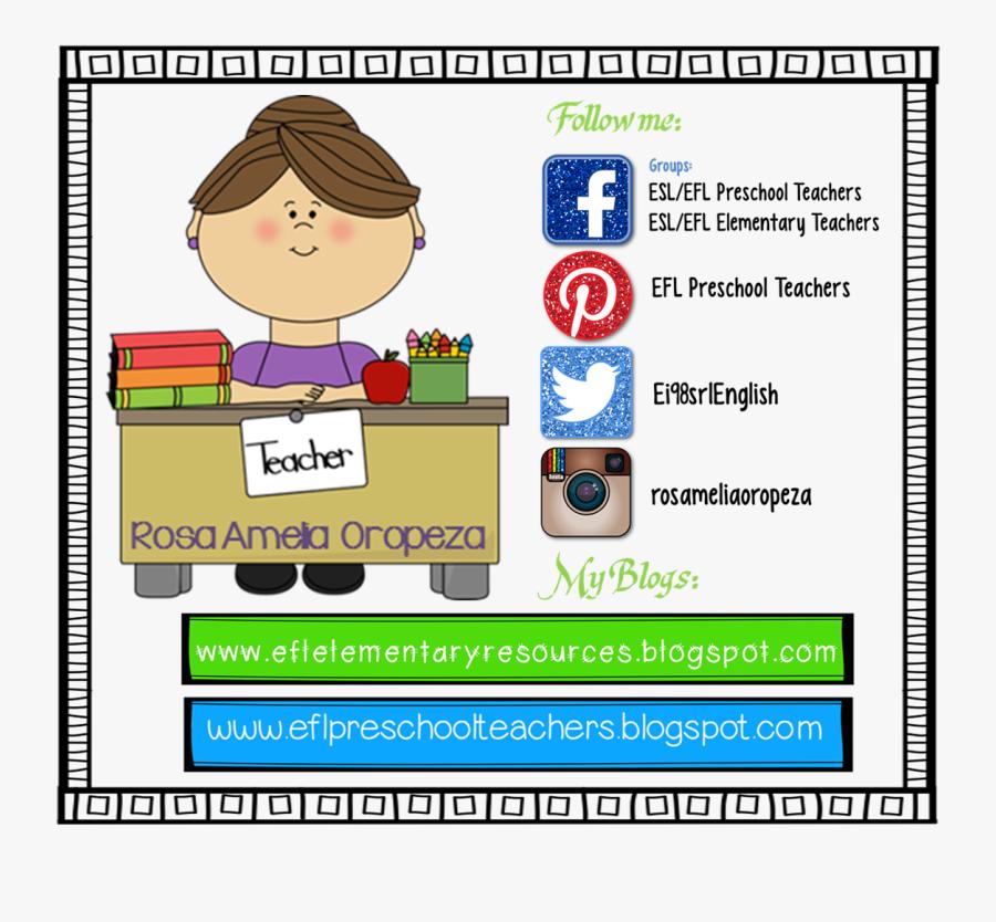 Teacher Helper Clipart Preschool, Transparent Clipart
