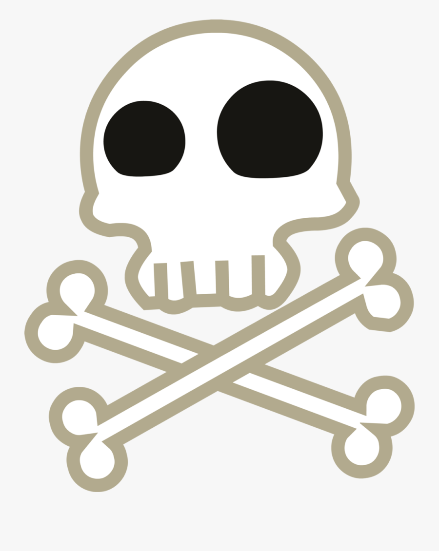 My Little Bronies Fandom Is Magic Wiki - Skull And Crossbones Cutie Mark, Transparent Clipart