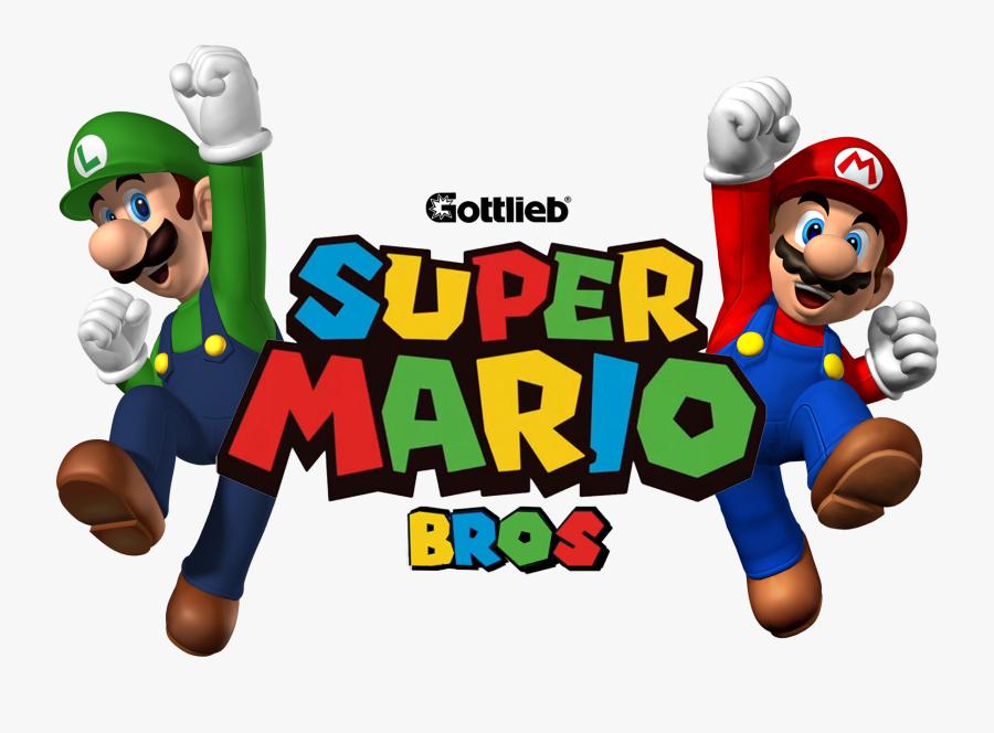 Super Mario Bros, Transparent Clipart