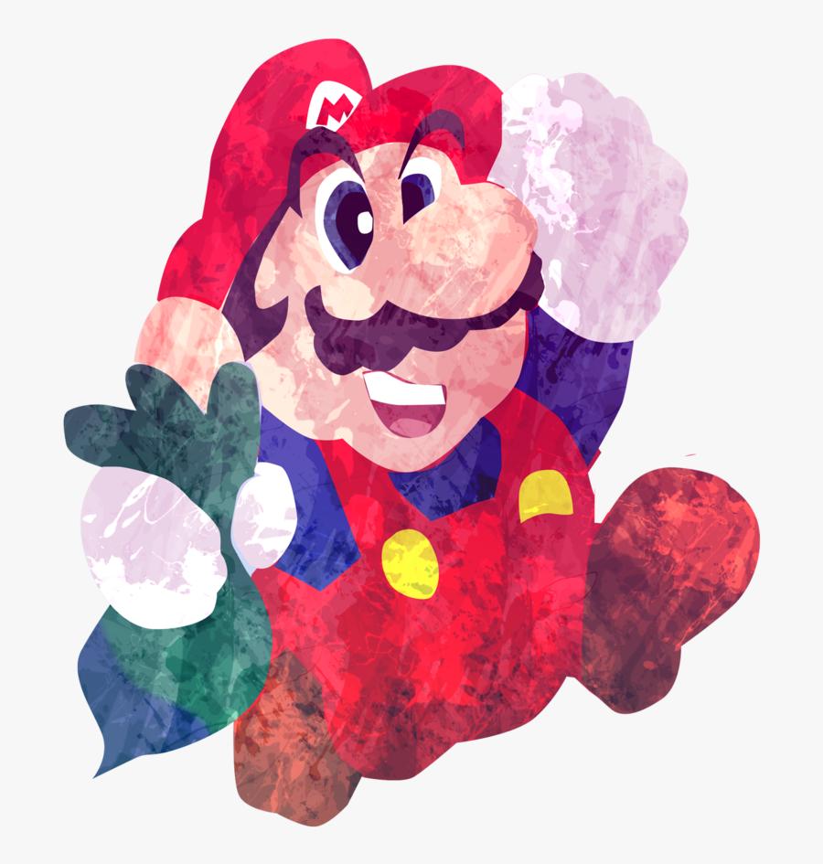 Transparent Super Mario Png - Super Mario Bros 2 Png, Transparent Clipart
