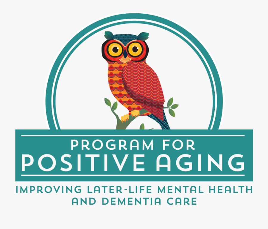 Old Clipart Healthy Elderly - Mental Health Program Un Geriatric, Transparent Clipart