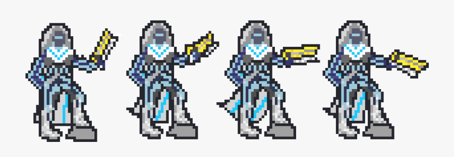 Hunter Destiny 2 Art, Transparent Clipart