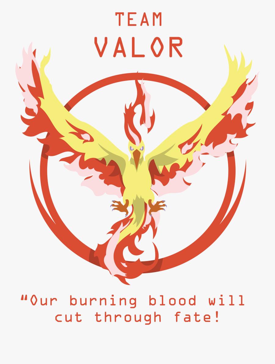 Pokemon Team Valor Png, Transparent Clipart