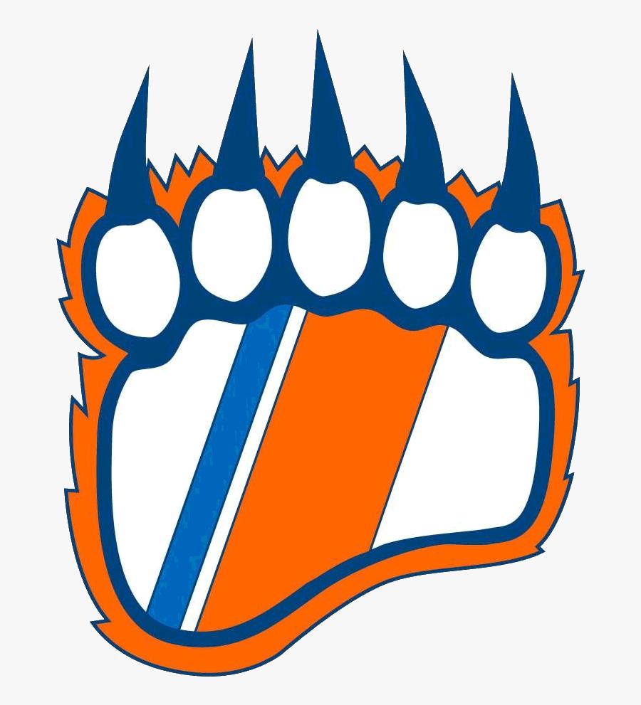 Coast Guard Bears Logo, Transparent Clipart