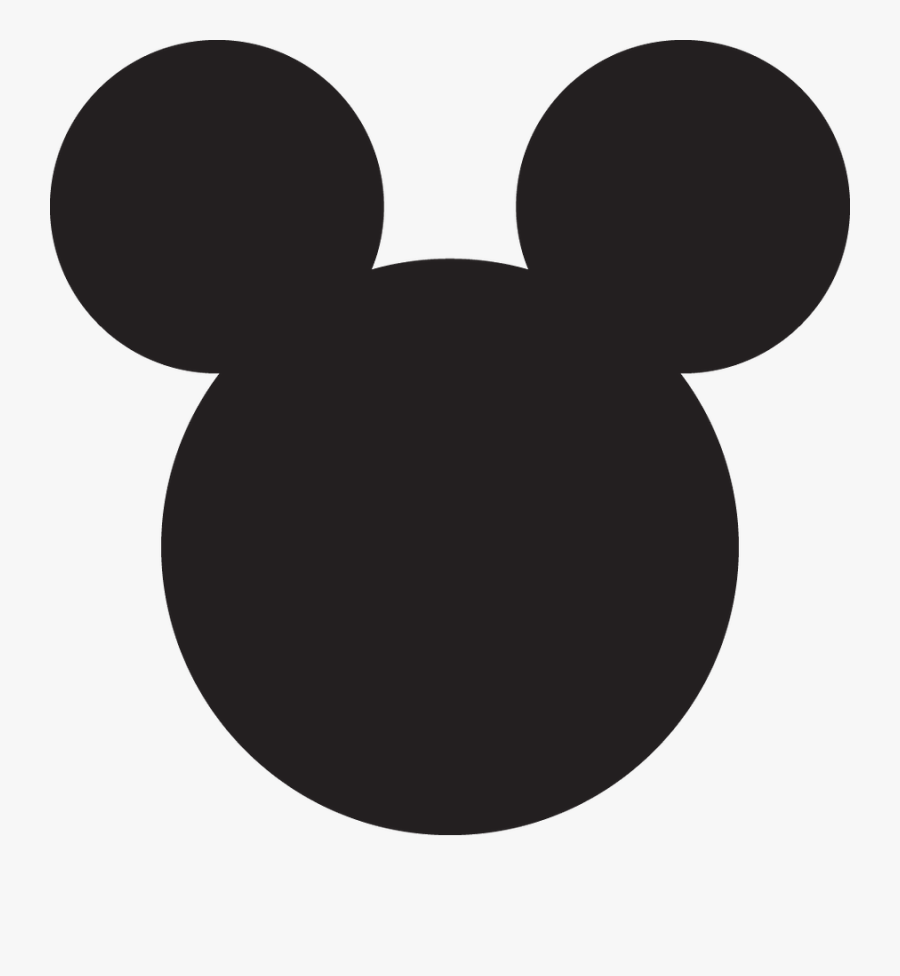 Mickey Mouse Pixel Art mickey mouse face black , free transparent clipart - clipartkey