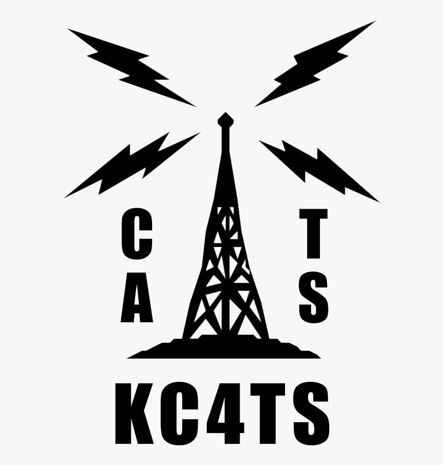 Kc4ts Logo - Base Transceiver Station In Gsm, Transparent Clipart