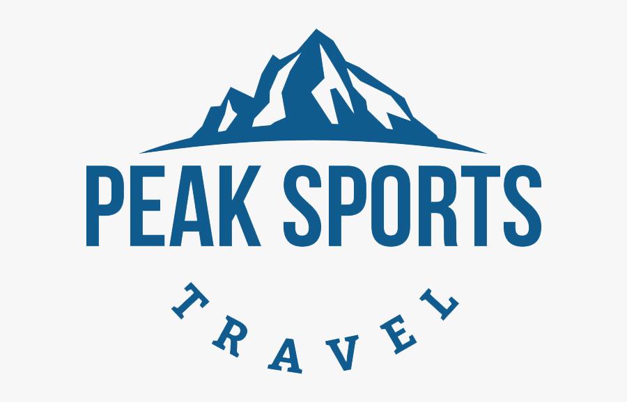 Peak Sports Travel, Transparent Clipart