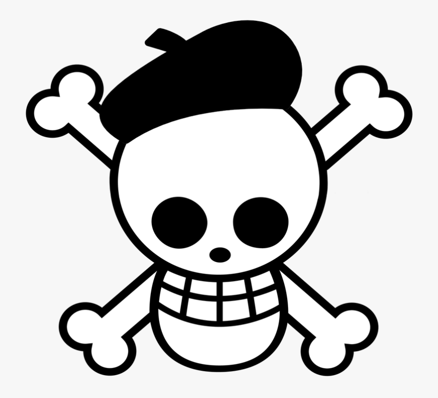 One Piece Role-play Wiki - One Piece Flag Drawing, Transparent Clipart
