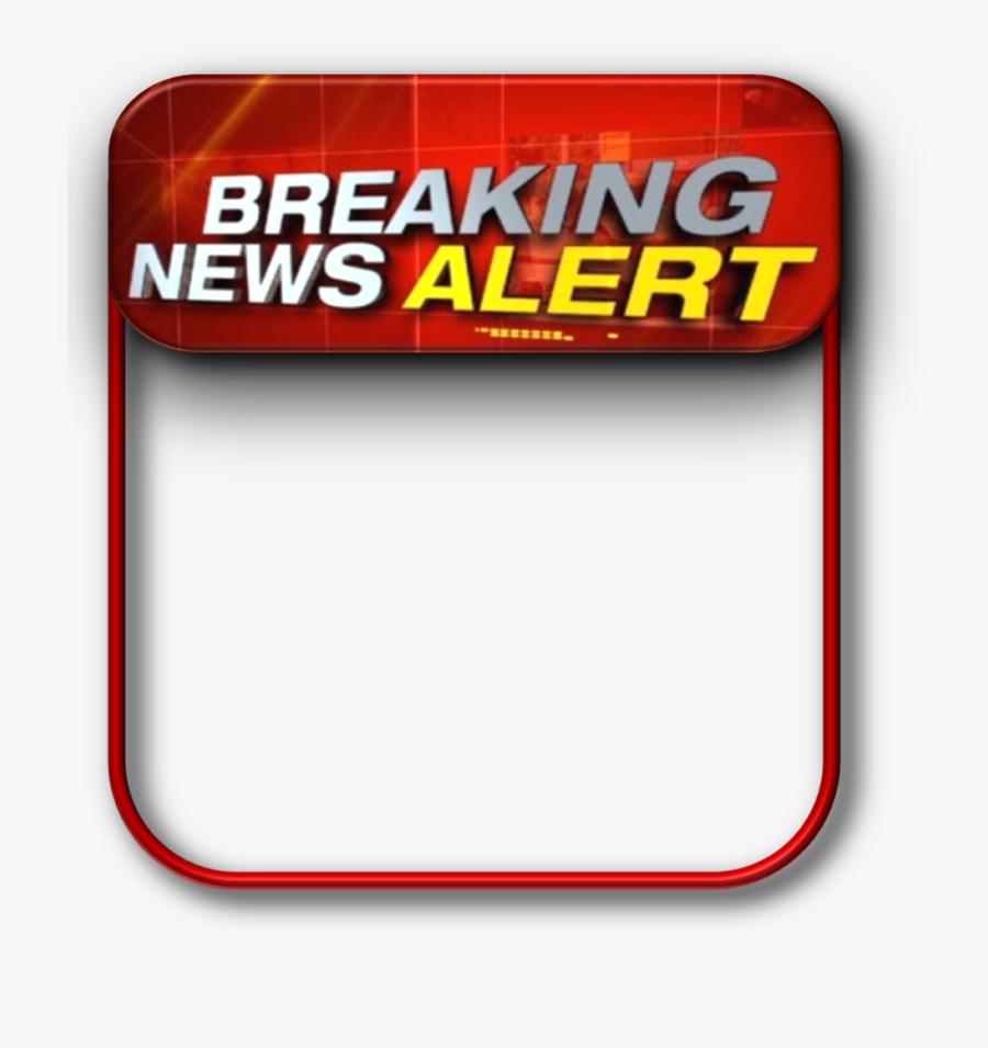 News Clipart News Alert - Breaking News Alert Transparent, Transparent Clipart