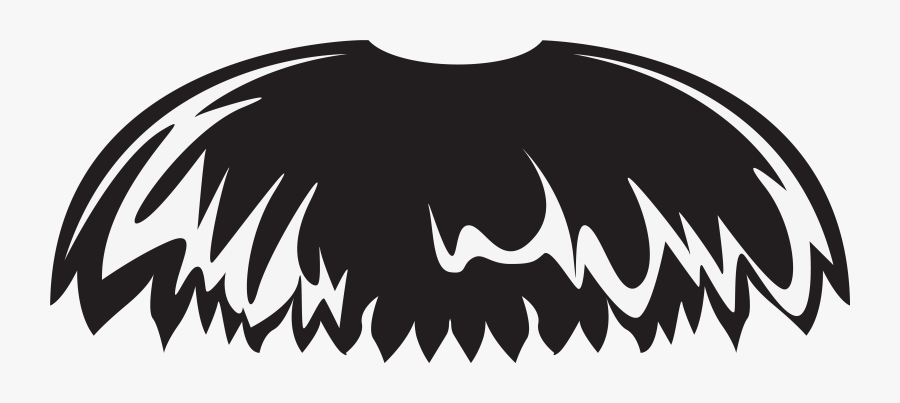 Movember Mustaches Png Gallery - Walrus Mustache Clip Art, Transparent Clipart