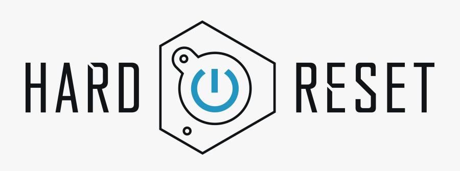 Hard Reset - Hard Reset Game Logo, Transparent Clipart