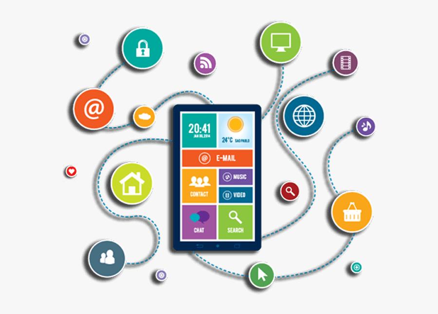 Android Apps Development In Pondicherry - Application Development, Transparent Clipart