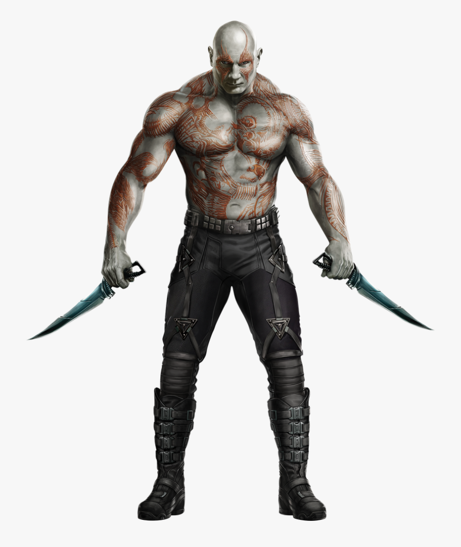 Drax The Destroyer Png - Guardians Of The Galaxy Drax Pants, Transparent Clipart