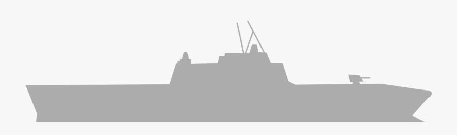 Destroyer, Transparent Clipart