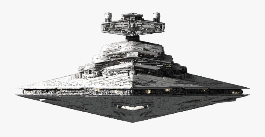 #imperial #destroyer #spaceship #sith #jedi #starwars - Star Wars Star Destroyer Evolution, Transparent Clipart