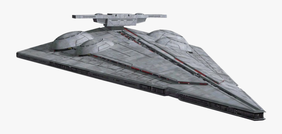 Star Destroyer Transparent Images - Star Wars Interdictor Class Star Destroyer, Transparent Clipart