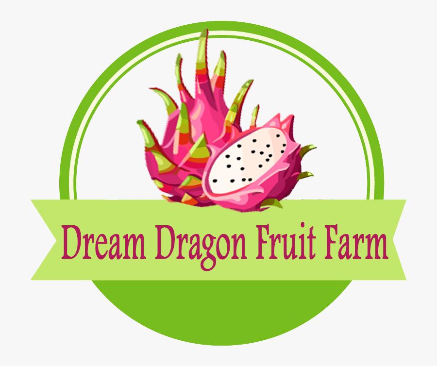 Go Web Techno - Dragon Fruit Logo Png, Transparent Clipart