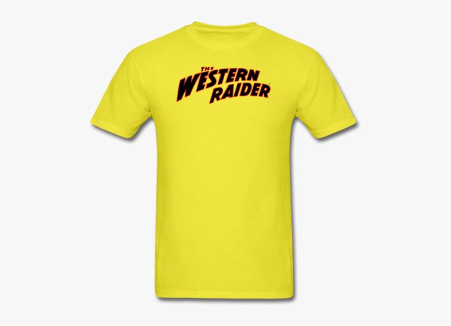 The Western Raider T-shirt - Youth T Shirt Design, Transparent Clipart