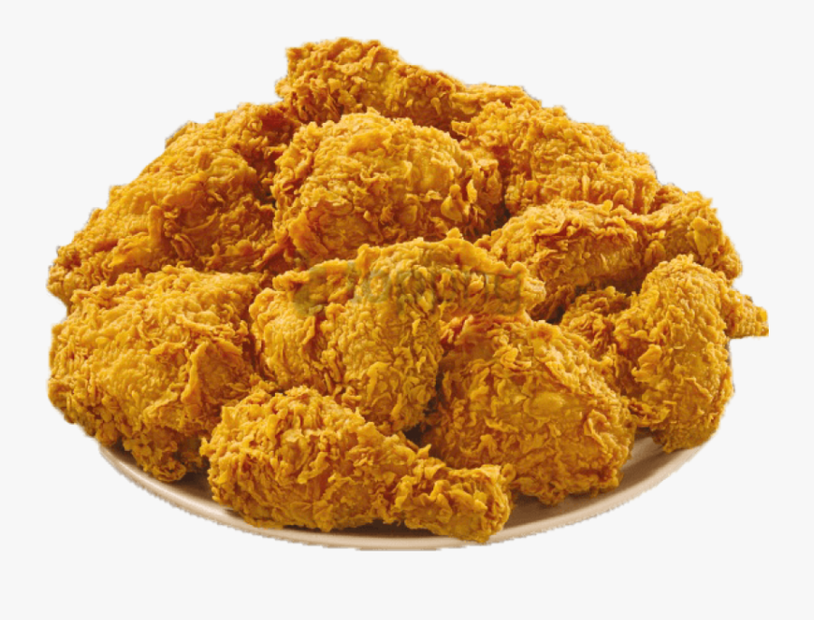 Image With Transparent Background - Fried Chicken Png, Transparent Clipart