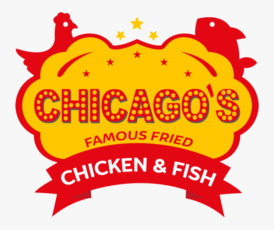 Logobusiness Transp - Fried Fish Chicken Logo, Transparent Clipart