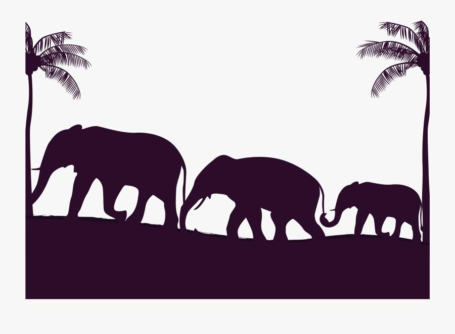 Elephant Herd Images, Stock Photos & Vectors | Shutterstock
