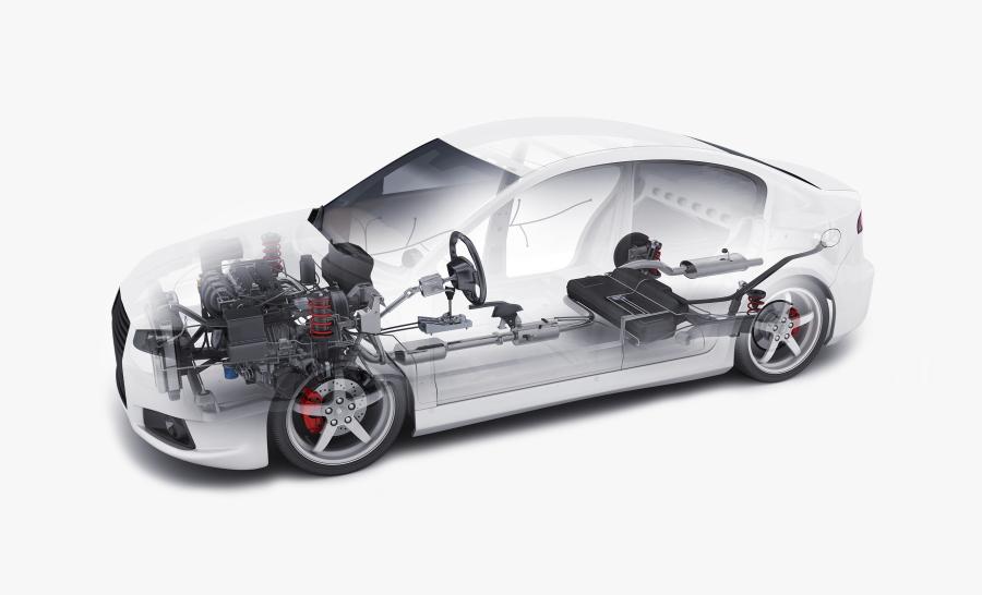 Transparent Car, Transparent Clipart