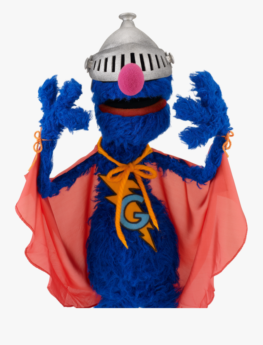 Sesame Street Super Grover Png Free Transparent Clipart