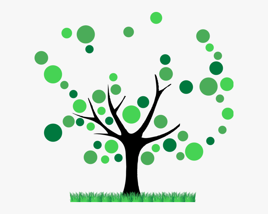 Team Spirit Tree Without Blue For Websit - Circle, Transparent Clipart
