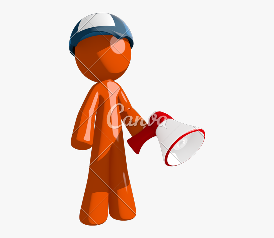 Mail Clipart Postal Worker - Canva, Transparent Clipart