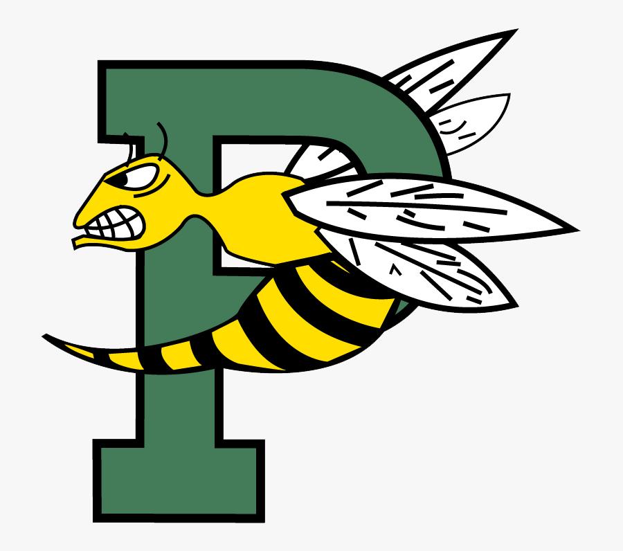 Green Bay Preble High School - Green Bay Preble Hornets, Transparent Clipart