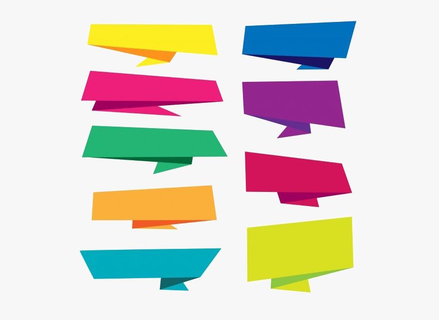 Transparent Text Banner Clipart - Text Box Template Png, Transparent Clipart