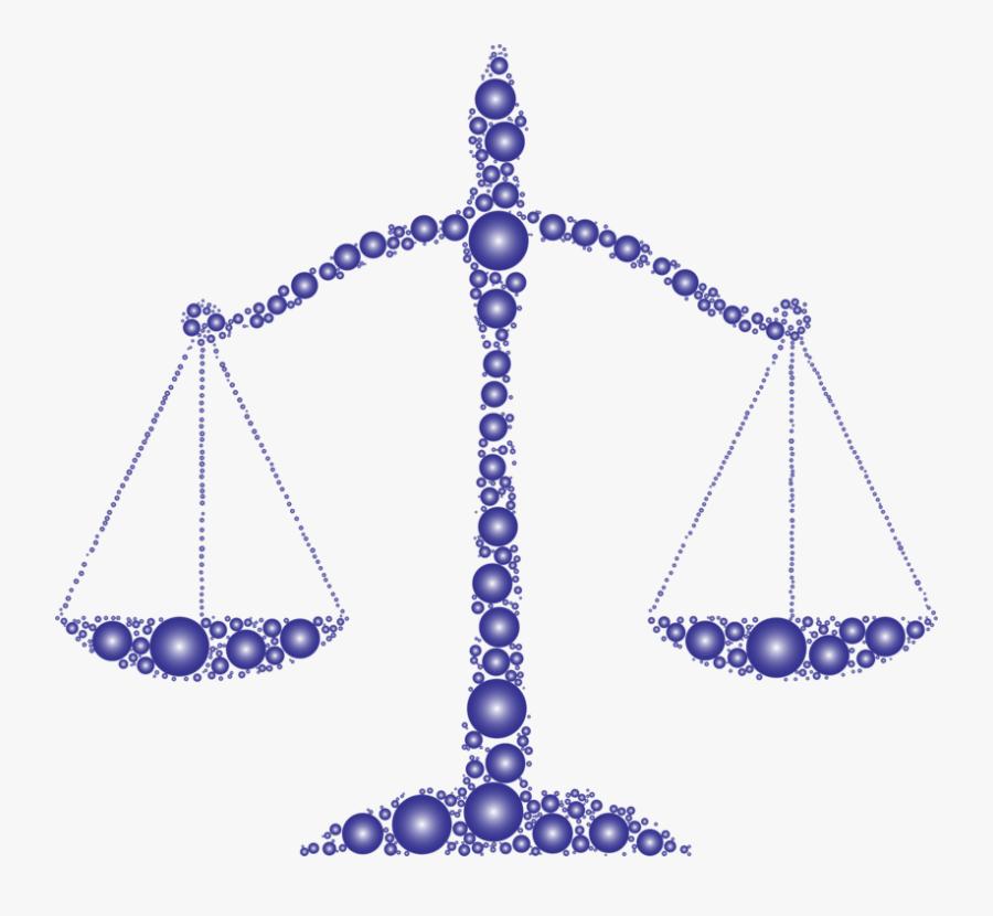 Jewellery,purple,body Jewelry - Blue Judge Scale, Transparent Clipart