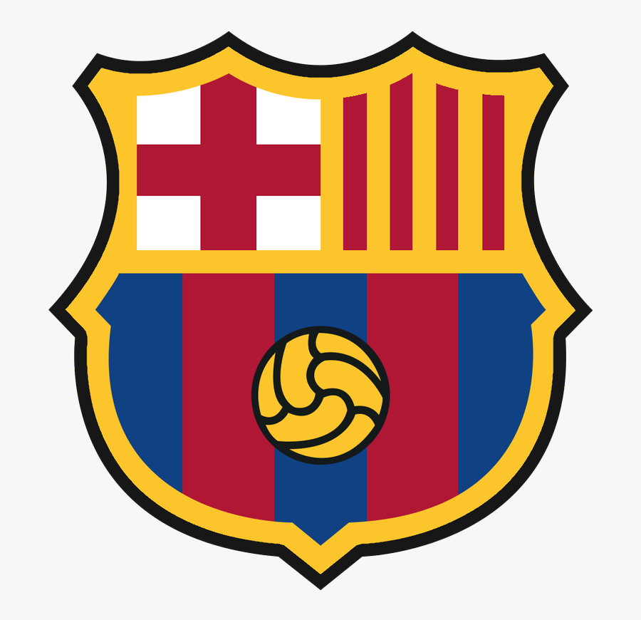 Fc Barcelona Logo Escudo Fc Barcelona New Logo Png Free Transparent Clipart Clipartkey