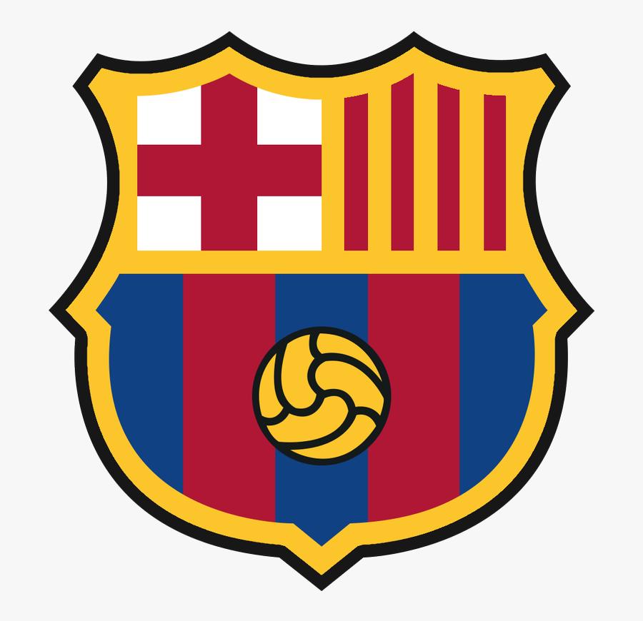 Fc Barcelona Logo Escudo - Fc Barcelona New Logo Png ...