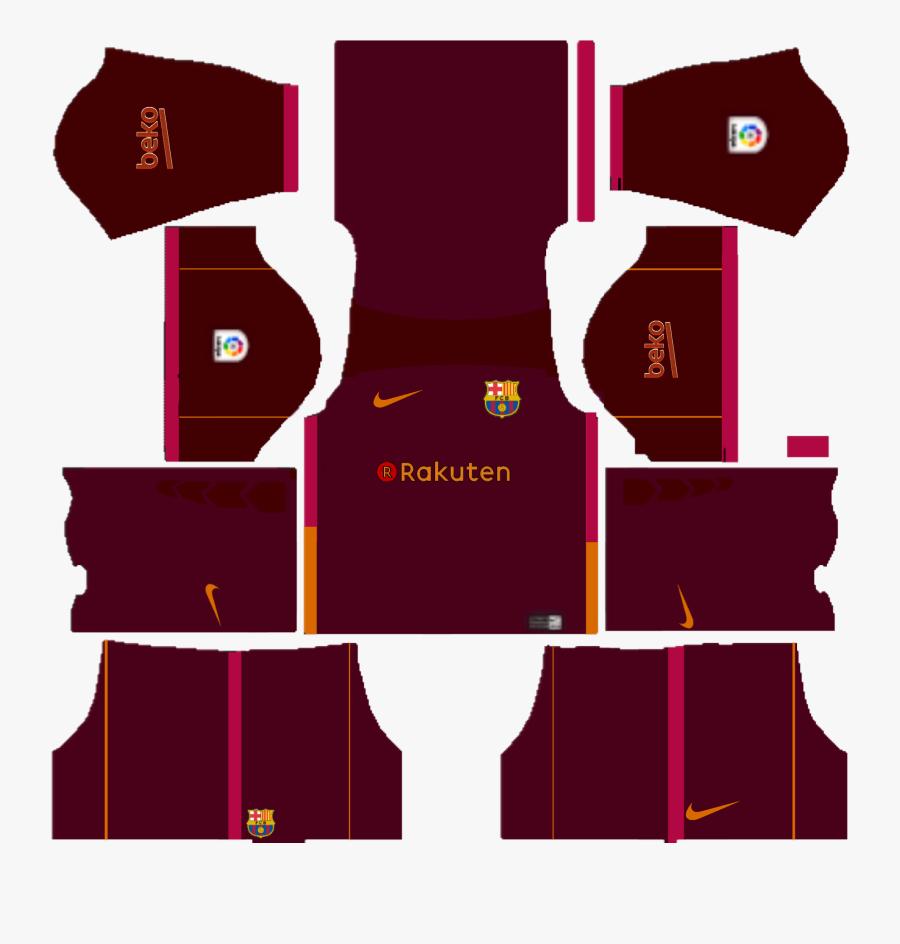 Dls 18 Kit Barcelona Kuchalana Barcelona Logo Fts Clipart - Dream League Soccer Kits Manchester United 2011, Transparent Clipart