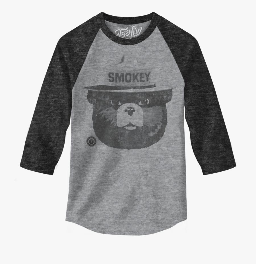 Smokey The Bear, Transparent Clipart
